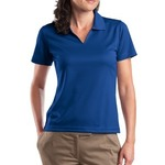Ladies Dri Mesh ® V Neck Sport Shirt