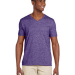 4.5 oz SoftStyle V-Neck T-Shirt