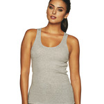 The 2x1 Junior Fit Cotton Tank