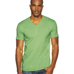 Next Level Men's CVC V-Neck Tee
