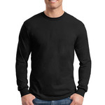 Heavy Cotton 100% Unisex Cotton Long Sleeve T Shirt
