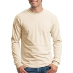 Ultra Cotton ® 100% Unisex Cotton Long Sleeve T Shirt