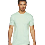 Next Level Men's Premium Fitted Sueded Crew T-Shirt