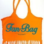 Fan Bag with Fringe